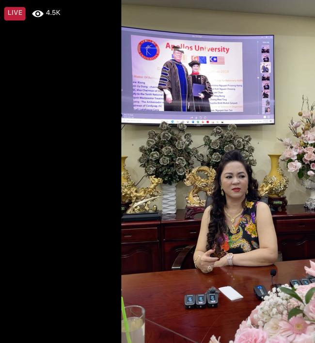 Bà Phương Hằng - vợ ông Dũng lò vôi chỉ đích danh nghệ sĩ Hoài Linh, thẳng thắn nhắn nhủ Trang Khàn-6