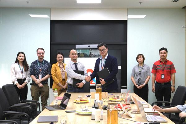 FSOFT 'bắt tay' iSMART Edtech đào tạo tiếng Anh cho nhân viên-1