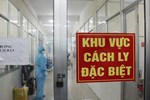 Sáng 17/4: Thêm 1 ca mắc COVID-19 ở Bắc Ninh, hơn 40.000 người cách ly chống dịch