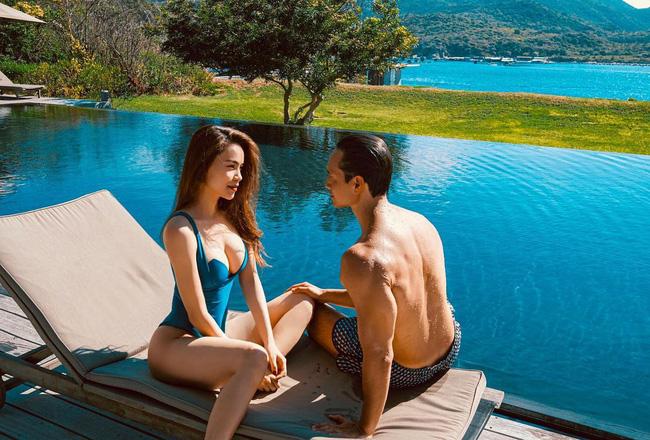 """Hồ Ngọc Hà và Kim Lý lại khiến dân tình ghen tỵ"""" vì hành động không thể ngọt ngào hơn-3"""