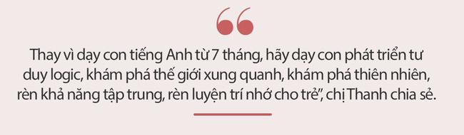 Chia sẻ của bà mẹ ở Hà Nội có con là quán quân cuộc thi tiếng Anh: Tôi gặp nhiều trẻ bị rối loạn ngôn ngữ vì bố mẹ dạy con biết tiếng Anh trước tiếng Việt-4