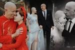 Chuyện tình của cặp đôi vợ Việt chồng Mỹ chênh nhau 37 tuổi: Cô dâu làm việc 'táo bạo' trước ngày chụp ảnh cưới khiến chú rể khóc ngay tại chỗ!