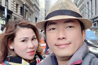 Động thái gây chú ý của diễn viên Kinh Quốc sau khi vợ đại gia bị bắt