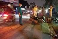 TP.HCM: Đua tốc độ rồi tông chết người đàn ông đang chở bé trai, nhóm thanh niên lên xe chạy trốn