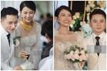 Đám cưới Phan Mạnh Quỳnh tại Nghệ An: Cô dâu đeo vàng siêu nhiều và tình tứ bên chú rể gây sốt, tiệc cưới khủng 'náo loạn' cả làng quê!