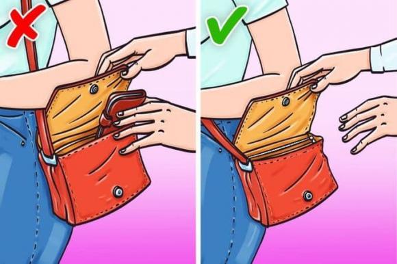9 mẹo bảo vệ bản thân khỏi bị móc túi, ai cũng nên biết-9