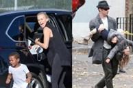 """Cuộc sống thực tế đầy """"khắc nghiệt"""" của dàn sao hạng A Hollywood khi ở nhà chăm con"""