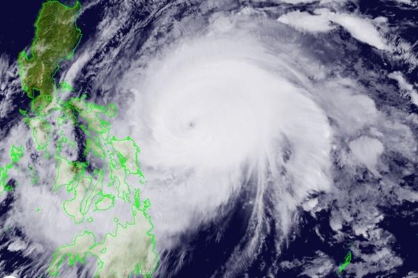 Siêu bão cấp 17 hình thành gần Biển Đông-2