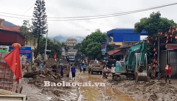 Lũ ống kinh hoàng làm 3 người tử vong ở Lào Cai: Cả nhà đang ngủ say giấc thì thấy mặt đất rung chuyển-3