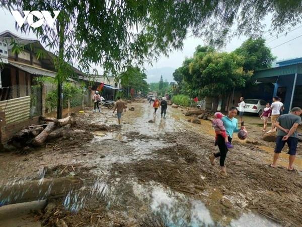 Lũ ống kinh hoàng làm 3 người tử vong ở Lào Cai: Cả nhà đang ngủ say giấc thì thấy mặt đất rung chuyển-4
