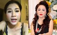 Nhan sắc nữ đại gia đáp trả Trang Trần 'em có chửi chị 1000 lần chị vẫn xinh đẹp, ở trong lòng công chúng'