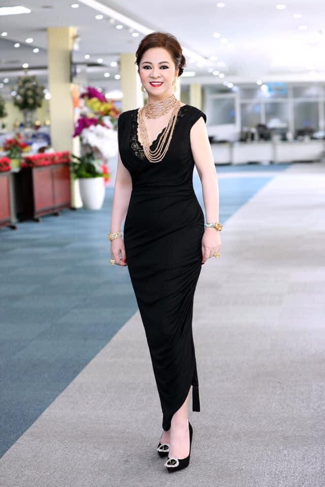 Nhan sắc nữ đại gia đáp trả Trang Trần em có chửi chị 1000 lần chị vẫn xinh đẹp, ở trong lòng công chúng-3