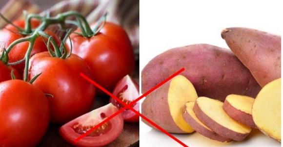 Trong vòng 1 giờ ăn cà chua nhớ đừng đụng đến 3 loại thực phẩm, nhiều người thường không để ý-4