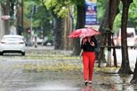Dự báo thời tiết 19/4, miền Bắc mưa giông, trời lạnh về đêm và sáng