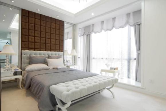 Một khi giường trong phòng ngủ được bày ra như thế này, tài sản của gia đình sẽ bị tiêu tan-2