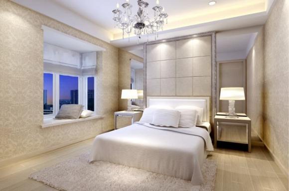 Một khi giường trong phòng ngủ được bày ra như thế này, tài sản của gia đình sẽ bị tiêu tan-3