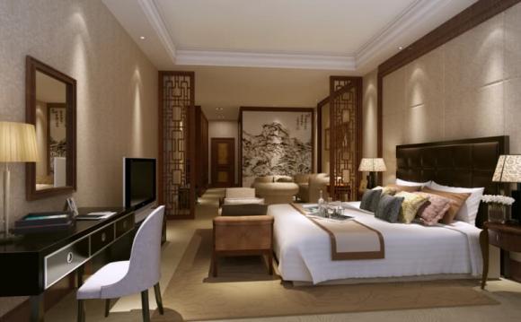 Một khi giường trong phòng ngủ được bày ra như thế này, tài sản của gia đình sẽ bị tiêu tan-5