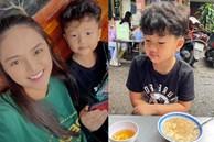 'My sói' Thu Quỳnh tiết lộ tính cách con trai hơn 5 tuổi đã thay đổi, mẹ không vui vì con chẳng còn là cậu bé hồn nhiên ngày nào!