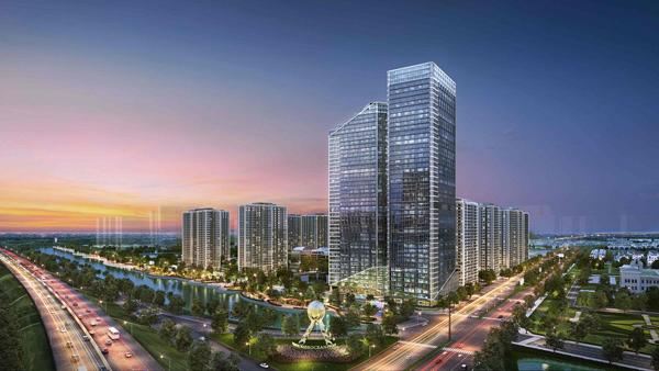 BĐS phía đông Hà Nội 'tăng nhiệt' cùng loạt dự án hạ tầng nghìn tỷ-1