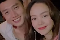 """Hình ảnh Quốc Trường ôm hôn Minh Hằng tại quán bar chính thức đã có câu trả lời của """"nữ chính"""""""