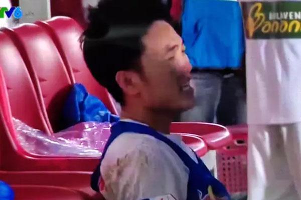 Xuân Trường bật khóc sau chiến thắng HAGL trước Hà Nội FC