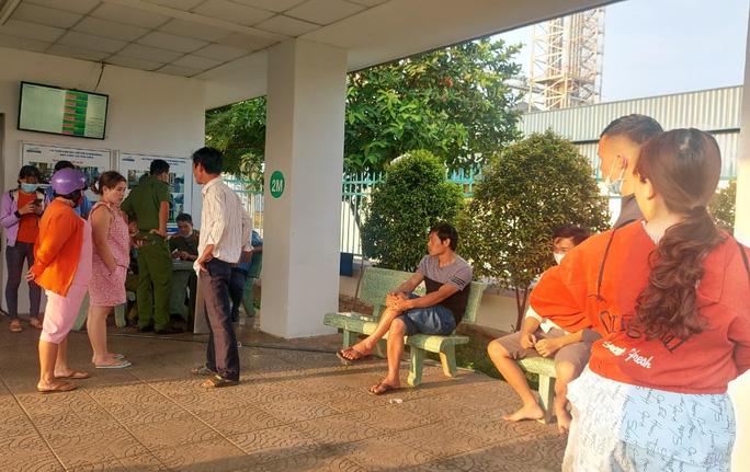 SỐC: 4 nhân viên trong ca trực phê ma túy ở Đồng Nai-1