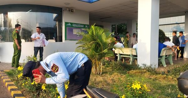 SỐC: 4 nhân viên trong ca trực phê ma túy ở Đồng Nai-2