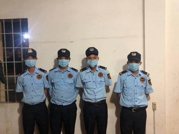 SỐC: 4 nhân viên trong ca trực phê ma túy ở Đồng Nai-3