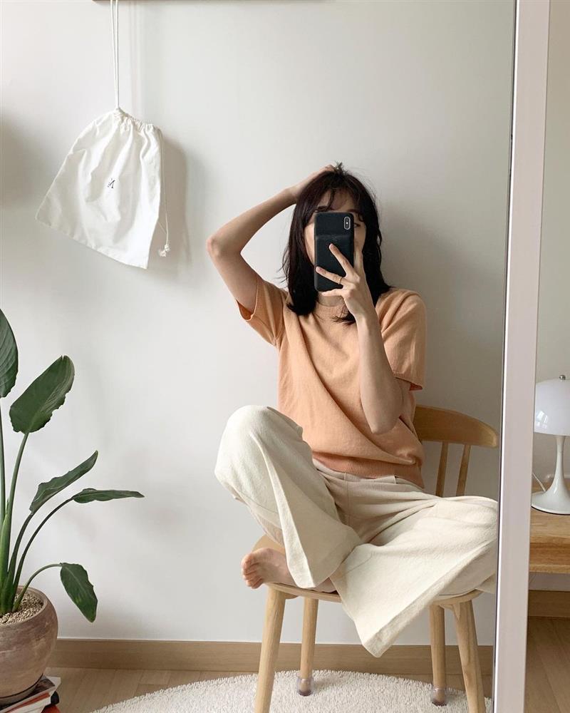 Muốn style công sở bớt nhạt, gái Hàn khuyên bạn nên thêm 4 màu sắc này vào tủ đồ-14