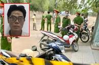 Đưa nghi can hiếp dâm, sát hại bé gái 5 tuổi ở Bà Rịa - Vũng Tàu ra bãi đất trống thực nghiệm hiện trường