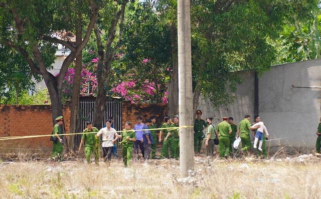 Bé gái 5 tuổi bị hiếp dâm, bóp cổ chết: Tối qua nghi phạm cùng vợ còn sang thắp hương cho cháu-1
