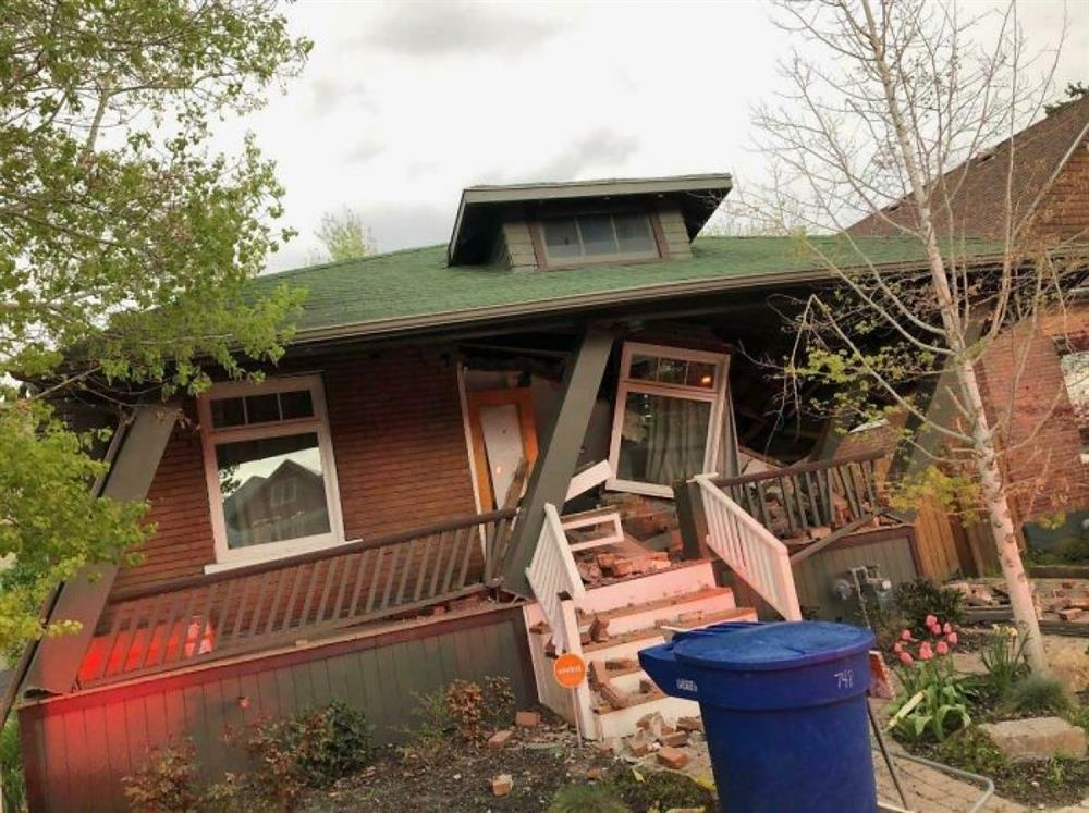 Những thảm hoạ trong ngôi nhà khiến bạn dở khóc dở cười-1