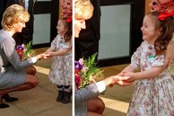 Công nương Diana luôn cúi xuống ngang tầm mắt khi nói chuyện với trẻ nhỏ, bí mật tuyệt vời phía sau khiến nhiều cha mẹ thấy thán phục