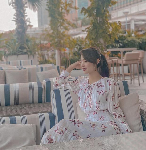 Minh Hằng ngày càng  xinh đẹp, còn được tung hô là nữ thần trên báo Trung: Hoá ra là do đang yêu?-15
