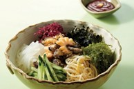 Cách làm bibimbap rong biển bào ngư ngon 'hết sảy' lại chống lão hóa và tăng cường giải độc gan