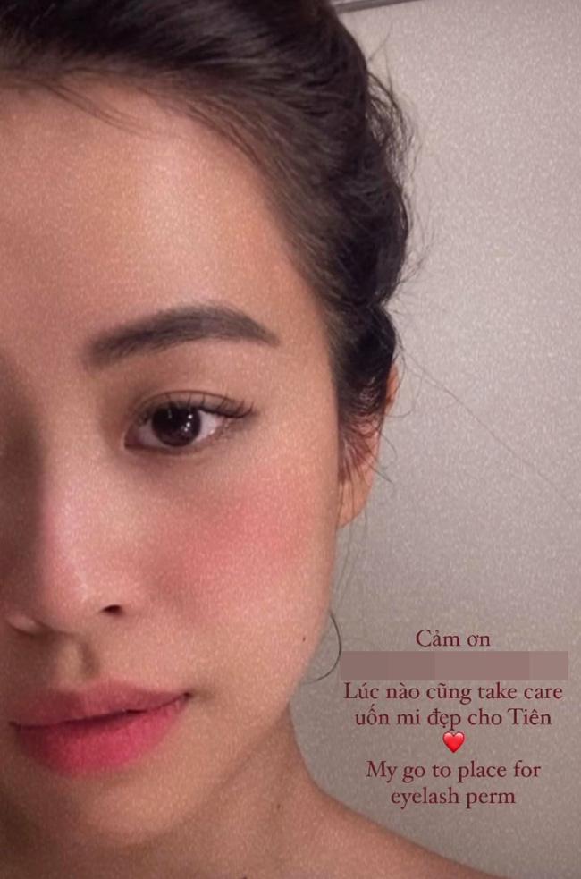 Tiên Nguyễn từ style đến makeup đều đậm chất Tây, khi để mặt mộc lộ nhược điểm nhưng vẫn được khen xinh hết lời-7