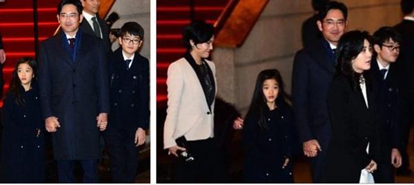 """Tiểu công chúa đế chế Samsung: Chiều cao khủng, bức ảnh cầm Iphone làm dậy sóng MXH và loạt fact ít ai biết về biểu tượng richkid Hàn Quốc""""-1"""