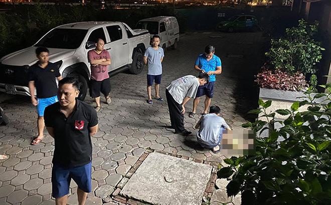 Bé gái 4 tuổi rơi từ tầng 24 chung cư ở Hà Đông xuống đất: Xác định nguyên nhân ban đầu-1