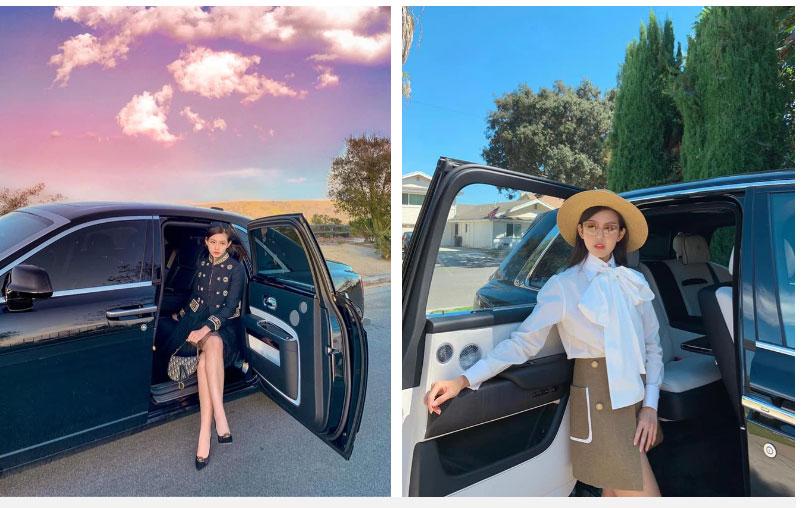 Khoe ảnh thời xa xưa, chị cả giới rich kid Việt khiến netizen dậy sóng vì nhan sắc cực phẩm của bố mẹ-1