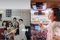 Khoe ảnh thời xa xưa, 'chị cả' giới rich kid Việt khiến netizen dậy sóng vì nhan sắc cực phẩm của bố mẹ