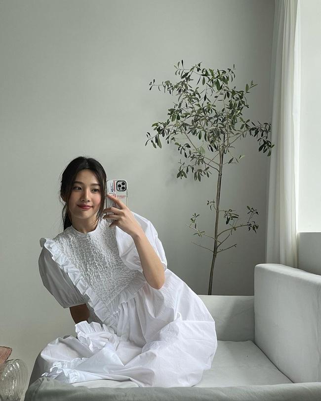 Ngắm sao Hàn diện váy trắng xinh như mộng, chị em sẽ không tiếc tiền sắm cả lố về để nâng cấp style-8