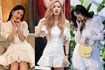Ngắm sao Hàn diện váy trắng xinh như mộng, chị em sẽ không tiếc tiền sắm cả 'lố' về để nâng cấp style
