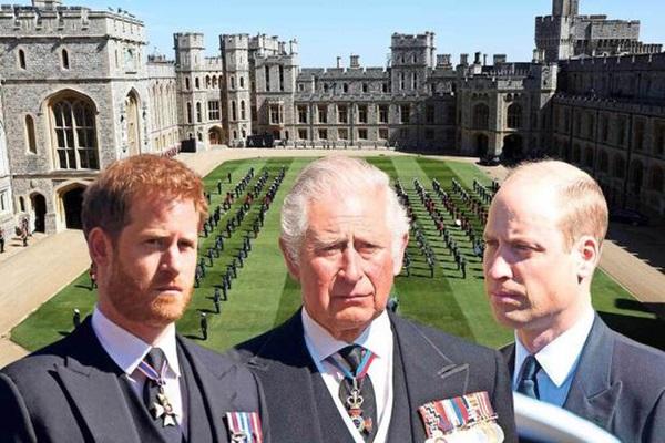Tiết lộ lý do thực sự khiến 2 anh em Harry nói chuyện với nhau sau tang lễ ông nội và yêu cầu đặc biệt của Hoàng tử William-1