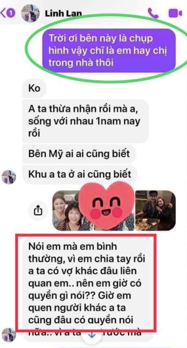 Xôn xao hình ảnh trùng khớp với lời tố của bố mẹ Vân Quang Long, nghi vấn Linh Lan đã biết cố NS có vợ ở Mỹ từ lâu?-2