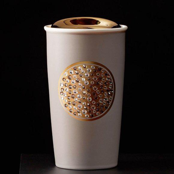 Cơn sốt xếp hàng mua ly Starbucks ở Sài Gòn chưa dứt, nghệ sĩ đại gia nổi tiếng khoe chiếc ly trị giá 100 triệu khiến nhiều người kinh ngạc!-4