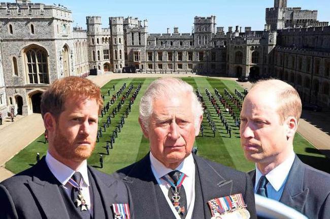 Tiết lộ lá thư Harry viết cho cha trước khi về dự tang lễ Hoàng tế Philip với lời hứa danh dự và cái giá phải trả cho sự phản bội-2