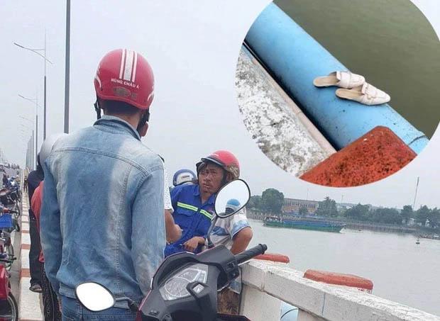 Ngỡ ngàng trước người phụ nữ để lại xe máy rồi nhảy xuống sông Đồng Nai-1