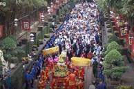 Hàng nghìn người đổ về TP Thủ Đức dâng hương Vua Hùng