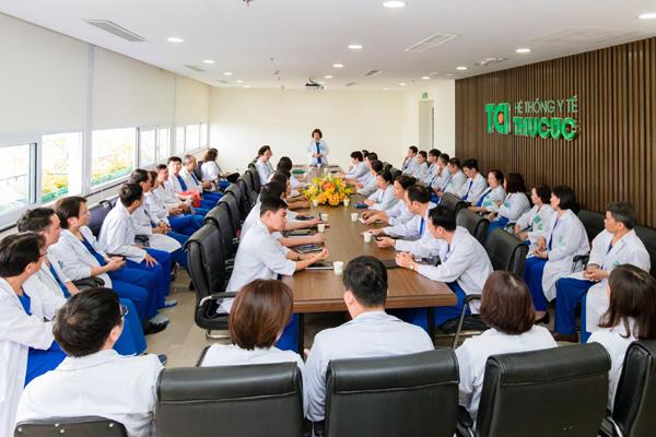 Bệnh viện Thu Cúc mở rộng gấp 3 quy mô phòng khám và giường bệnh-2