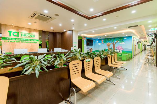 Bệnh viện Thu Cúc mở rộng gấp 3 quy mô phòng khám và giường bệnh-1